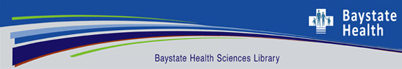 Scholarly Commons @ Baystate Health