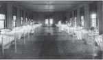 Hospital Ward in the 1890s by Baystate Health Sciences Library