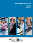 Baystate Medical Practices Annual Report - 2017 by Andrew Artenstein MD