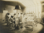 Springfield Hospital's William Merrick operating room