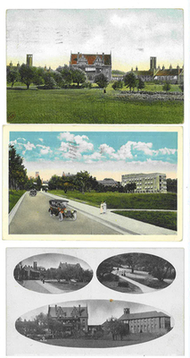 Springfield Hospital Postcards
