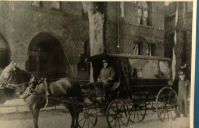 Early Ambulance Service Circa 1890's