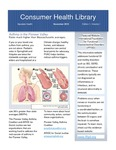 Consumer Health Newsletter Nov. 2015