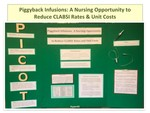 Piggyback Infusions: A Nursing Opportunity to Reduce CLABSI Rates & Unit Costs by Sarah Averill Caddeo, MSN, RN, ACCNS-AG, PCCN