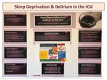 Sleep Deprivation and Delirium in the ICU: Can a Sleep Protocol Make a Difference?