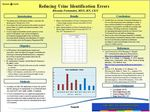 Reducing Specimen Identification Errors in the Emergency Department