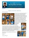 Nursing News & Views - August 2018 by Christine Klucznik RN