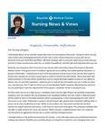 Nursing News & Views - July 2018 by Christine Klucznik RN