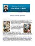 Nursing News & Views - June 2018 by Christine Klucznik RN