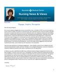 Nursing News & Views - March 2018 by Christine Klucznik RN
