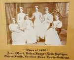Graduates 1896 by Baystate Health Sciences Library